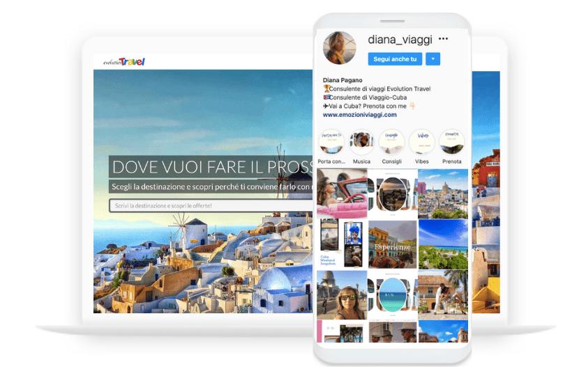 Ettore Obert - Social Media Manager Diana Viaggi Consulente di viaggio online Evolution Travel